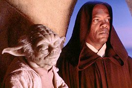 Samuel L. Jackson, Star Wars: Episode I - The Phantom Menace