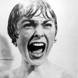 Janet Leigh, Psycho (Movie - 1960)