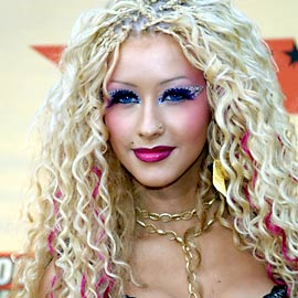 Christina Aguilera, MTV Movie Awards 2002