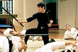 Jet Li, Kiss of the Dragon