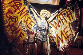 John Cameron Mitchell, Hedwig and the Angry Inch