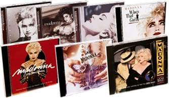 Madonna, True Blue, ...