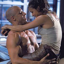 Vin Diesel, Michelle Rodriguez, ...