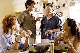 Dennis Quaid, Greg Kinnear, ...