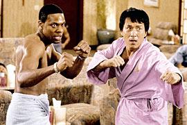 Jackie Chan, Chris Tucker, ...