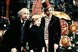 Gene Wilder, Willy Wonka and the Chocolate Factory