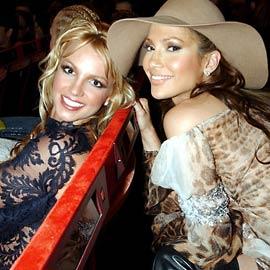 Britney Spears, Jennifer Lopez, ...