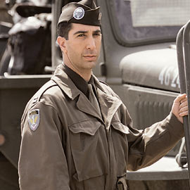 David Schwimmer, Band of Brothers