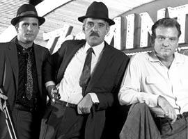 Steve Ryan, Dennis Farina, ...