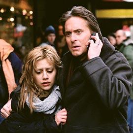 Brittany Murphy, Michael Douglas, ...