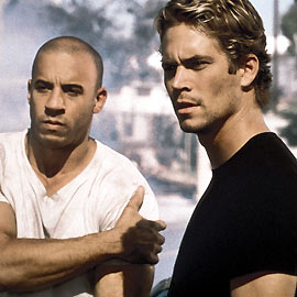 Vin Diesel, Paul Walker, ...