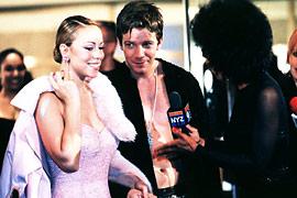 Max Beesley, Mariah Carey, ...