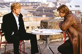 Brad Pitt, Robert Redford, ...