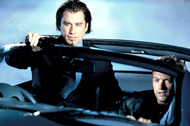 John Travolta, Swordfish