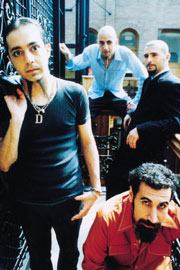 Serj Tankian, John Dolmayan, ...