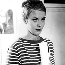 Jean Seberg, Breathless