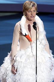 Ellen DeGeneres, Primetime Emmy Awards 2001