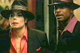 Chris Tucker, Michael Jackson