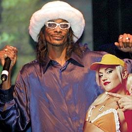 Snoop Dogg, Gwen Stefani