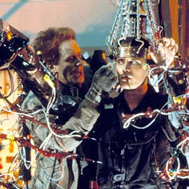 Peter Weller, The Adventures of Buckaroo Banzai Across the 8th Dimension