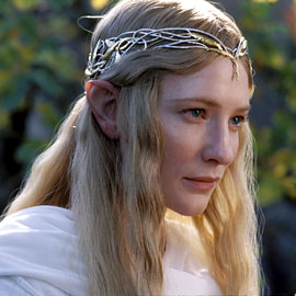 Cate Blanchett, The Lord of the Rings, ...