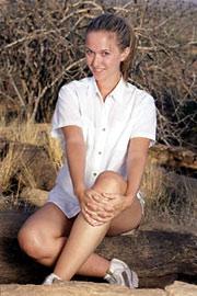 Kelly Goldsmith, Survivor: Africa