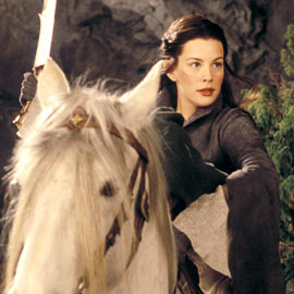 Liv Tyler, The Lord of the Rings, ...