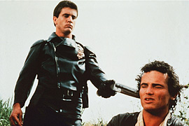 Mel Gibson, Mad Max
