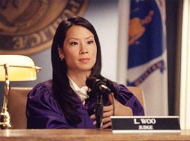 Lucy Liu, Ally McBeal