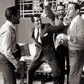 Dean Martin, Joey Bishop, ...