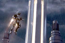 Star Wars: Episode II -- Attack of the Clones