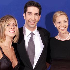 Lisa Kudrow, David Schwimmer, ...