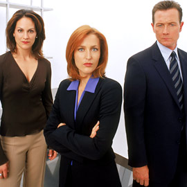 The X-Files, The X-Files