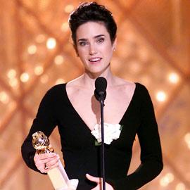 Jennifer Connelly, Golden Globe Awards 2002