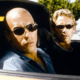 Vin Diesel, The Fast and the Furious