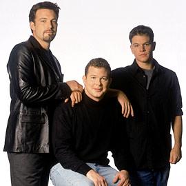 Matt Damon, Pete Jones, ...