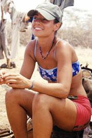 Kim Powers, Survivor: Africa
