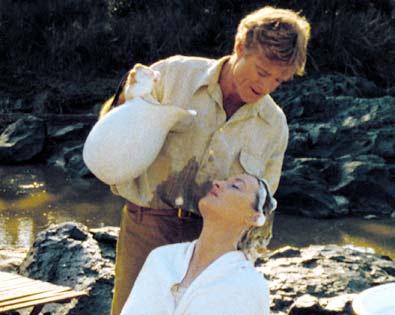 Meryl Streep, Robert Redford, ...