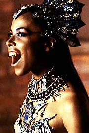 Aaliyah, Queen of the Damned