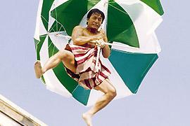 Jackie Chan, The Accidental Spy