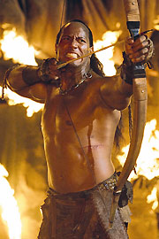 Dwayne ''The Rock'' Johnson, The Scorpion King
