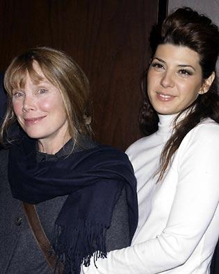 Marisa Tomei, Sissy Spacek