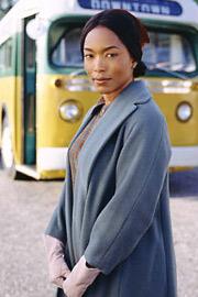 Angela Bassett, The Rosa Parks Story