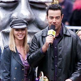 Carson Daly, Britney Spears