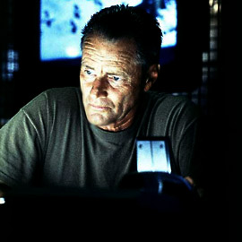 Sam Shepard, Black Hawk Down