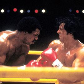 Carl Weathers, Rocky, ...