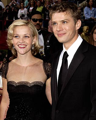 Ryan Phillippe, Reese Witherspoon, ...
