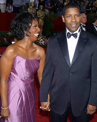Denzel Washington, Oscars 2002