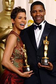 Halle Berry, Denzel Washington, ...