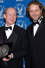 Ron Howard, Russell Crowe, ...